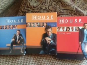 """T.V. Series """"House"""" on Dvd for Sale in Peoria, IL"""