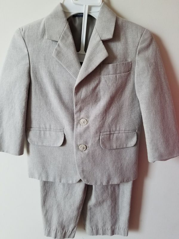 Boys 18m suit set