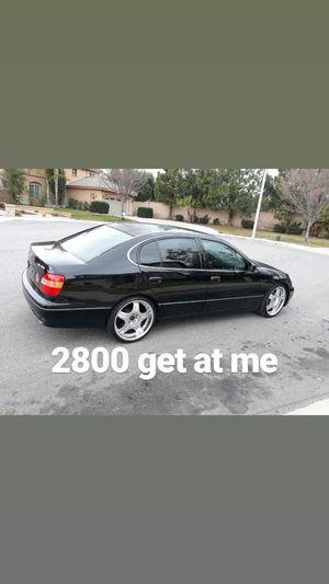 2000 Lexus gs 400 for Sale in Fontana, CA