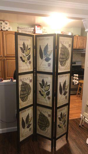Room divider - plant design for Sale in Fort Washington, MD