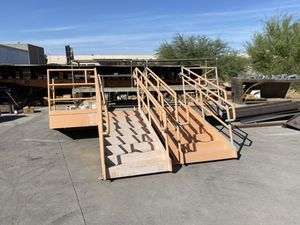 ### STEEL DOCK STAIRS ### for Sale in Tempe, AZ