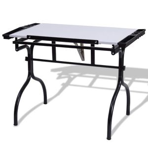 Adjustable Folding Drafting Table Drawing Desk for Sale in Los Angeles, CA