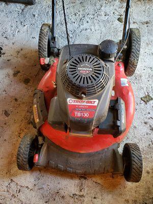 Troy lawn mower for Sale in NORTH DINWIDDIE, VA
