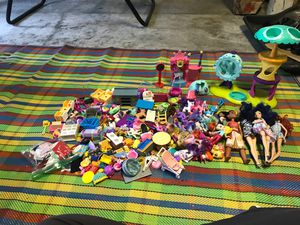 Huge lot of girls toys for Sale in Olalla, WA