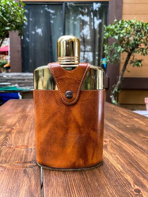 Rare Antique Glass Flask for Sale in Norwalk, CA