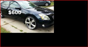 2004 Nissan Maxima only$600 for Sale in Lancaster, PA