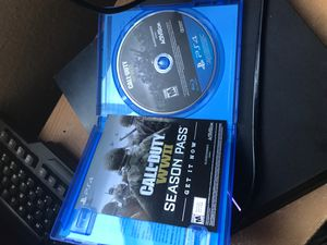 Call of duty ww2 for Sale in San Diego, CA