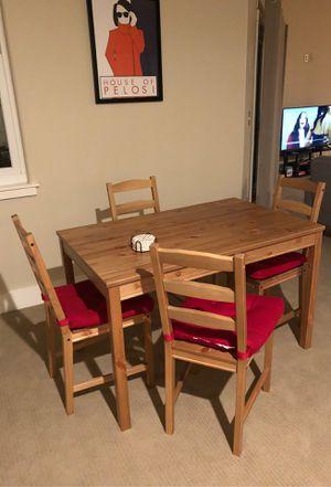 IKEA dining set for Sale in Sacramento, CA