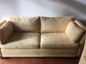 2 sofas (2-seat and 3- seat) for Sale in MD, US