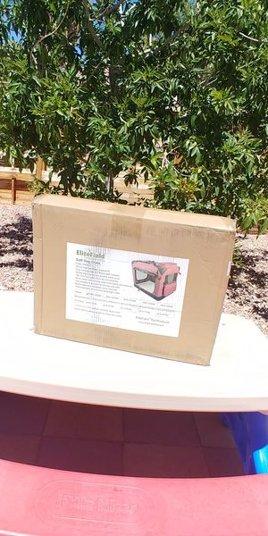 EliteField Soft Dog Crate for Sale in North Las Vegas, NV