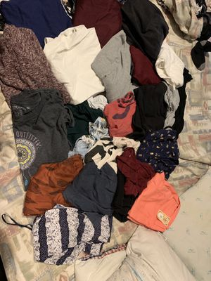 Massive clothes bundle for Sale in Lake Wales, FL