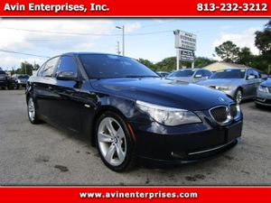 2010 BMW 5 Series for Sale in Tampa, FL