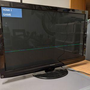 42'' Panasonic Plasma Flat Screen TV for Sale in Sammamish, WA