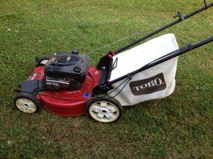 Toro lawn mower for Sale in Washington, DC