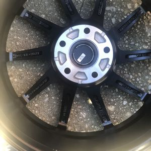 Brand New Liquid Metal Satin 18x8 Black Rim for Sale in Brentwood, MD