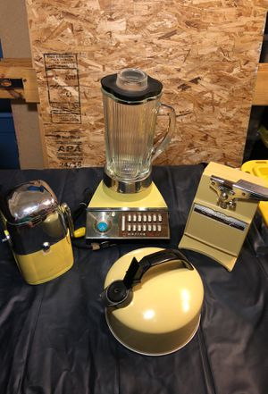 Vintage Kitchen Appliances for Sale in Raleigh, NC