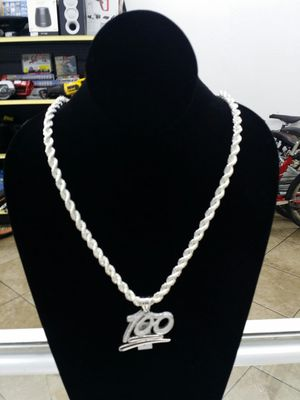 999.fine silver chain and charm on sale week special for Sale in Phoenix, AZ