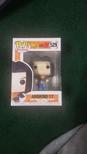 Android 17 funko pop for Sale in Dallas, TX