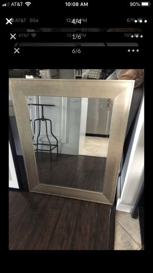 Wall mirror 39x29 for Sale in Industry, CA