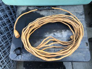 45 ft extension cord (repair on end) for Sale in Tracy, CA