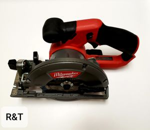 Milwaukee m12 fuel 5 3/8 circular saw TOOL ONLY for Sale in Fullerton, CA