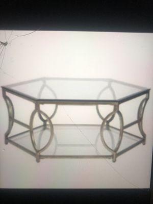 Z gallerie coffee table for Sale in Santa Ana, CA