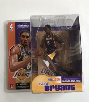 Kobe Bryant McFarlane Sports Series 3 Action Figure for Sale in Portland, OR