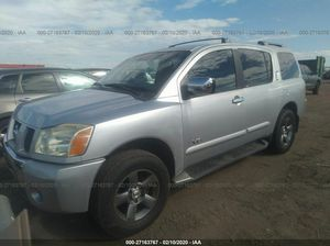 2005 Nissan armada for Sale in Litchfield Park, AZ