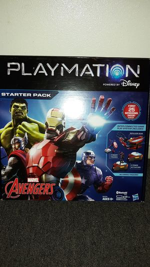 NEW Disney playmation gaming system interactive smart figures for Sale in Marysville, WA