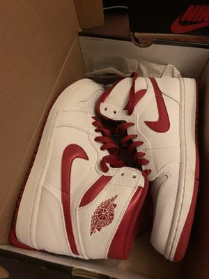 Jordan 1 Do The Right Thing Red for Sale in La Mirada, CA