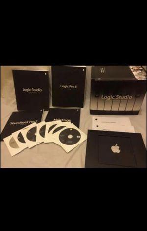 Apple Logic Studio for Sale in Sacramento, CA
