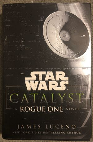 Star Wars Catalyst Hard Cover Book for Sale in Hacienda Heights, CA