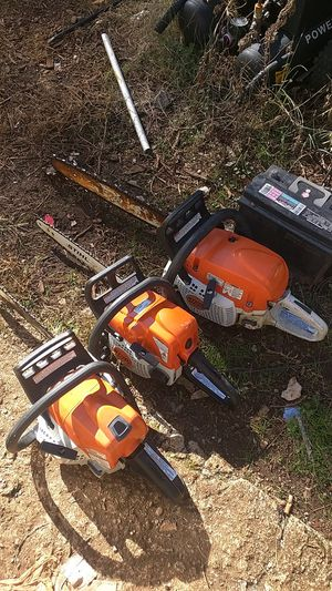 Stilh Chainsaws for Sale in Six Mile, SC