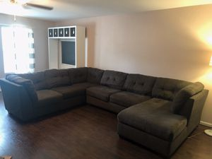 Ashley 3 piece sectional for Sale in Chandler, AZ