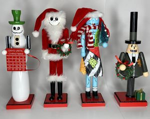 Nutcracker Complete Set Nightmare Before Christmas for Sale in Montebello, CA