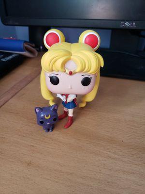 Sailor Moon and Luna POP! Figurine set for Sale in Des Plaines, IL