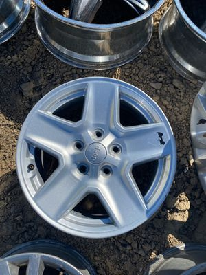 Complete set great condition Jeep Wheels for Sale in Tracy, CA
