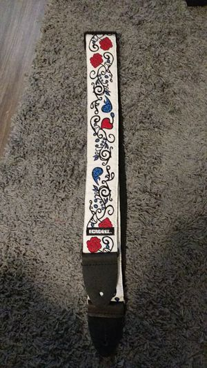 Experience Hendrix Monterey Pop Guitar Strap for Sale in Austin, TX