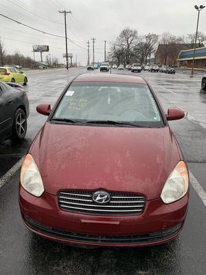 2007 Hyundai Accent Hibyrd for Sale in Nashville, TN