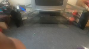 TV entertainment stand for Sale in St. Louis, MO