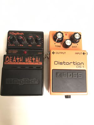 Guitar Pedals for Sale in Trinity, NC