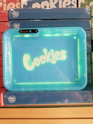 Cookies glow trays with or without bluetooth speakers for Sale in Orlando, FL