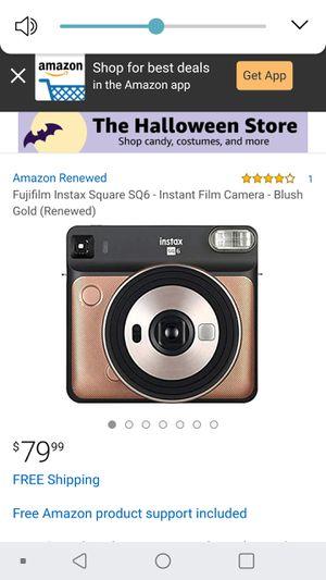 Square sq6 camera for Sale in Seattle, WA