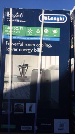 Pinguino Delonghi 4 season usage Heat setting plus Air Conditioner for Sale in Las Vegas, NV
