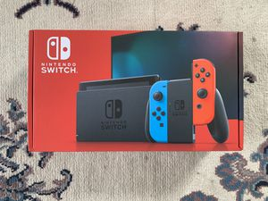 Nintendo Switch V2 Blue/Red Joycons for Sale in Pinole, CA