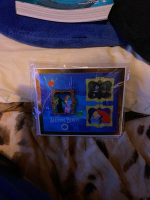 DISNEY COLLECTOR PIN- Sleeping Beauty- New for Sale in Kelso, WA