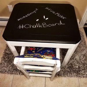 Child Size Chalkboard Desk for Sale in Saugus, MA