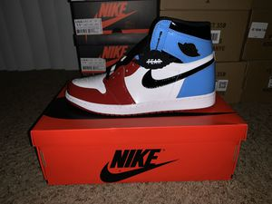 Air Jordan 1 Fearless SBB 3.0 and Hyperspace Size 12 for Sale in Fullerton, CA