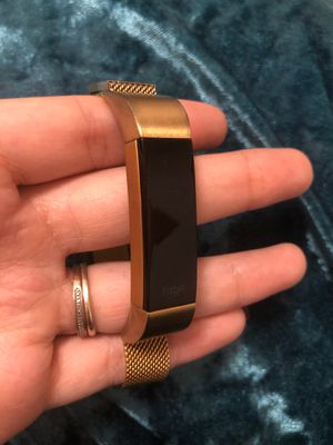 Fitbit Alta Hr Fitness Tracker Watch for Sale in Homestead, FL