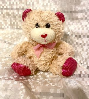 Wax Dipped light teddy bear for Sale in Blythewood, SC